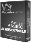 paquete administrable
